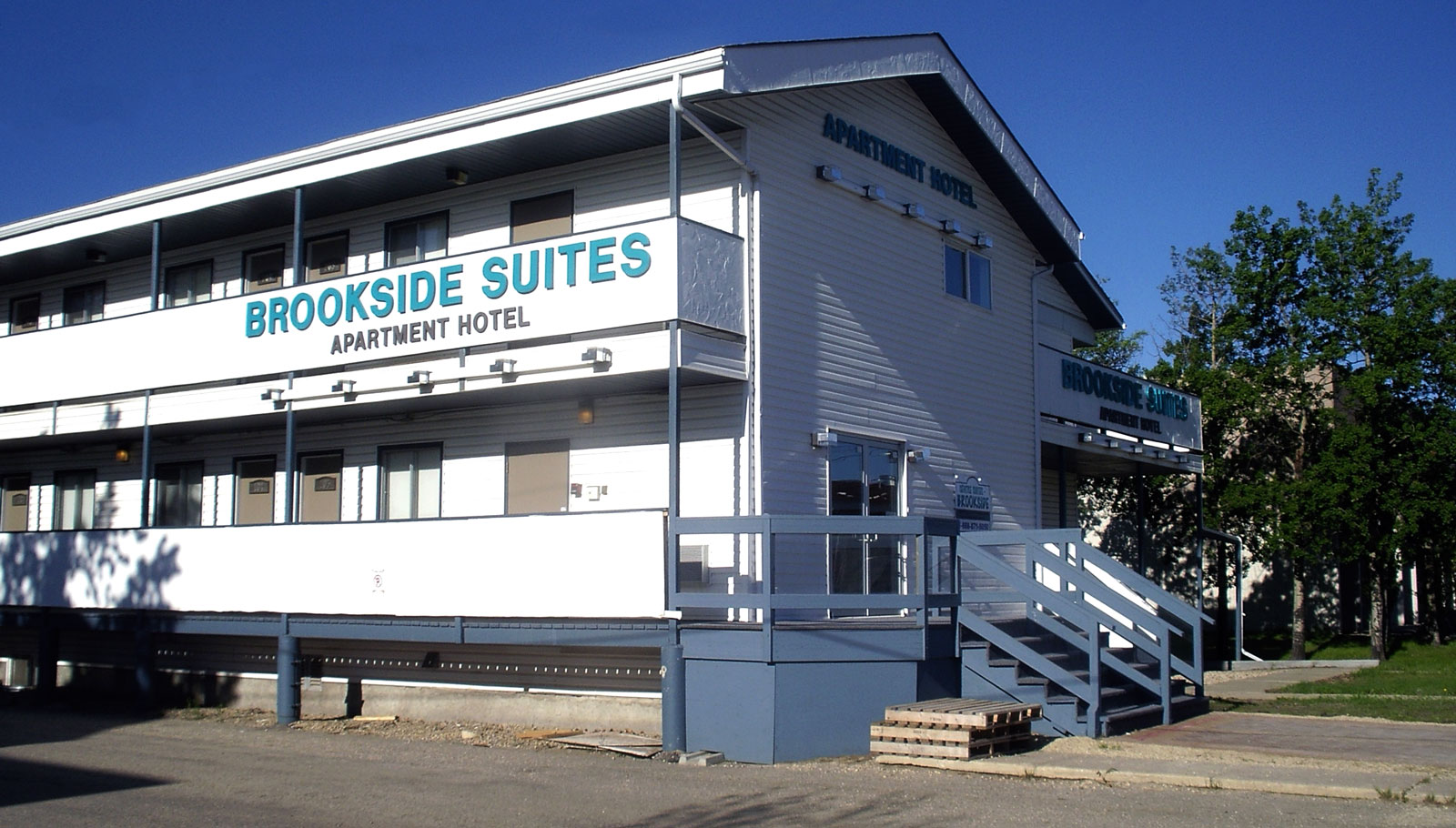 Meet the Brookside Apartments!