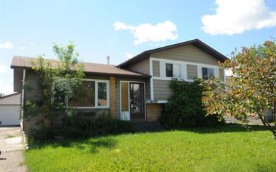 5 Bedroom Character Home for Rent, Grande Prairie, AB