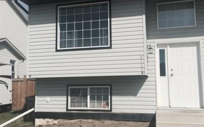 4 Bedroom 2 Bath Duplex for Rent, 114st, Grande Prairie, AB